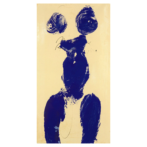 ANT 59 - 이브 클라인 / 추상화그림 (인테리어액자)